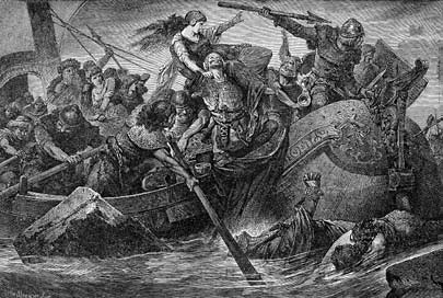 Viking marauding expedition Ridpath John Clark Ridpath's History of the World 1901 Daily Life through History ABC-CLIO, 2010 16 Dec 2010