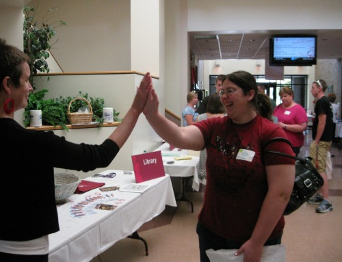 orientation high five