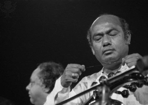 Ali Akbar Khan in 1971 image via ImageQuest