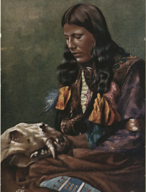 Native American by Cavendish Morton picture from ImageQuest