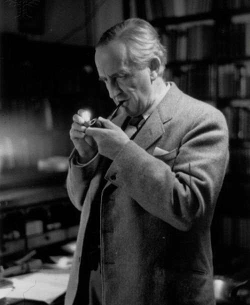 Professor J R R Tolkien  115_2670654 image via ImageQuest