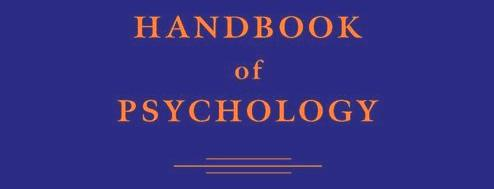 handbook of psych cover