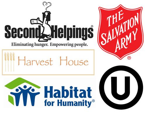 service learning logos