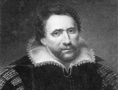 ben jonson photo from britannica