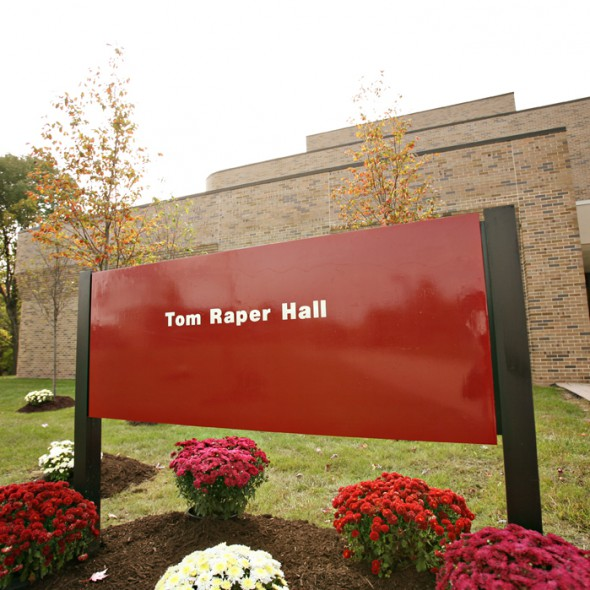 Tom Raper Hall