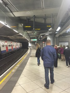 The Underground - tube