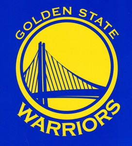 Clearly I want Golden State to win!